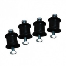 Антивибрационни тампони за външно климатично тяло - комплект от 4 бр.