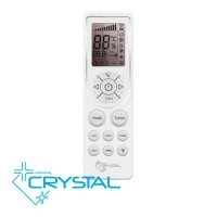 Инверторен климатик Crystal CHI-12S-2A/CHO-12S-2A, 12000 BTU, Клас A++