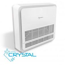 Подов климатик Crystal CCI-09H-UR4/CCO-09H-UR4, 9000 BTU, Клас A++